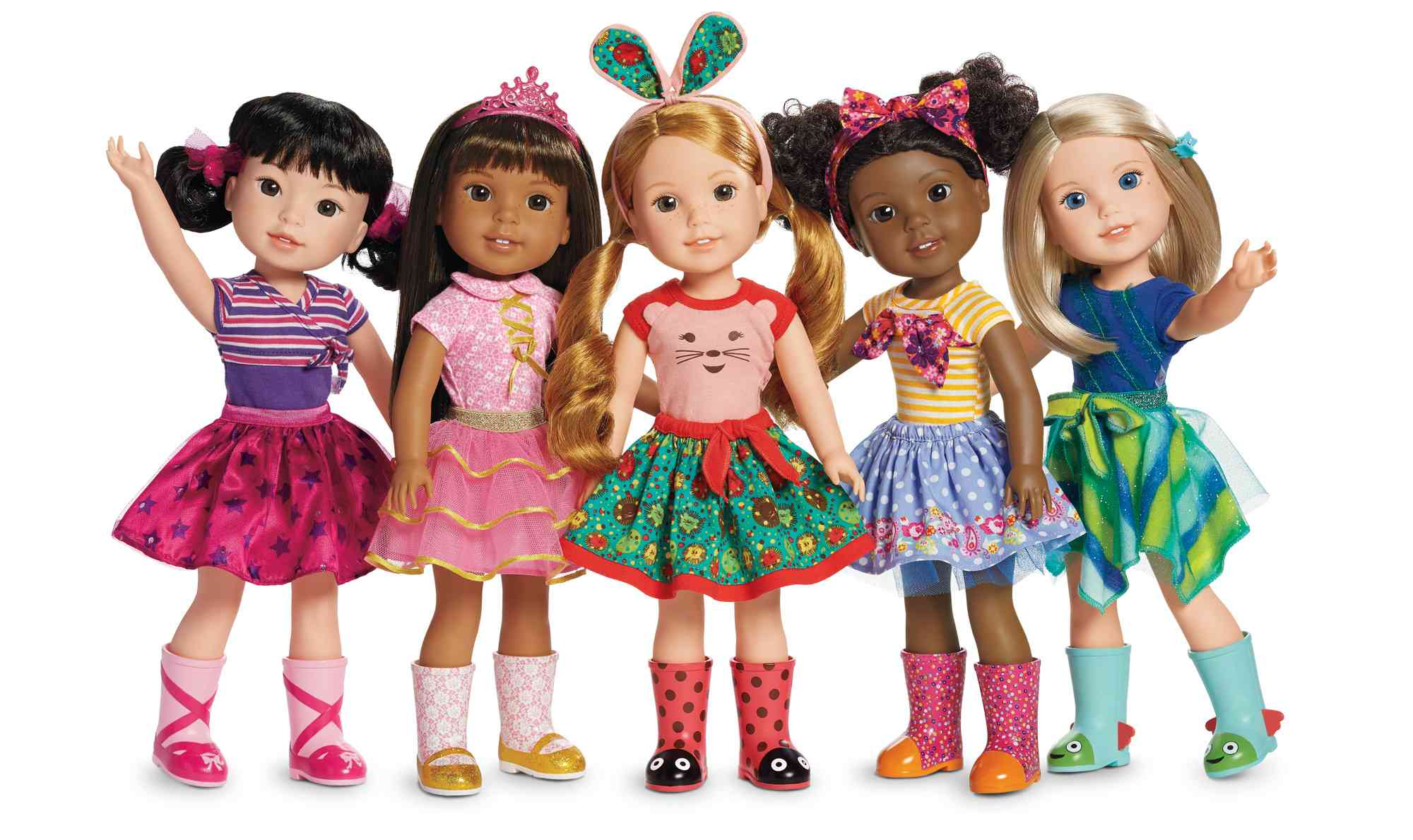 ac4c0c0a American Girl Doll/Tea Party – Little Artist Party